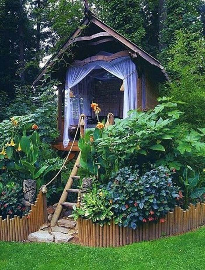 Tips Spaces Building A Cubby House Lets Make It Special British Paints