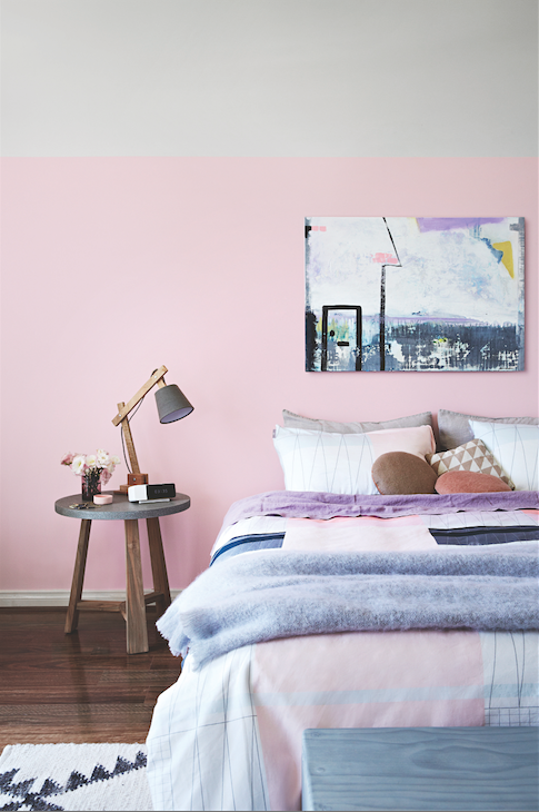 Adding Colour to your room with Two-Tone
