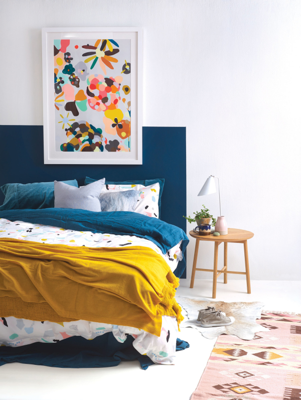 Tips Colour Inspiration How To Pair Navy Mustard British