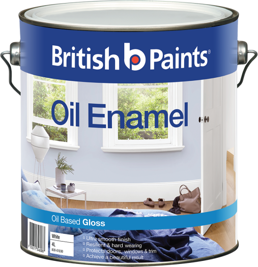 British Paints Enamel Gloss