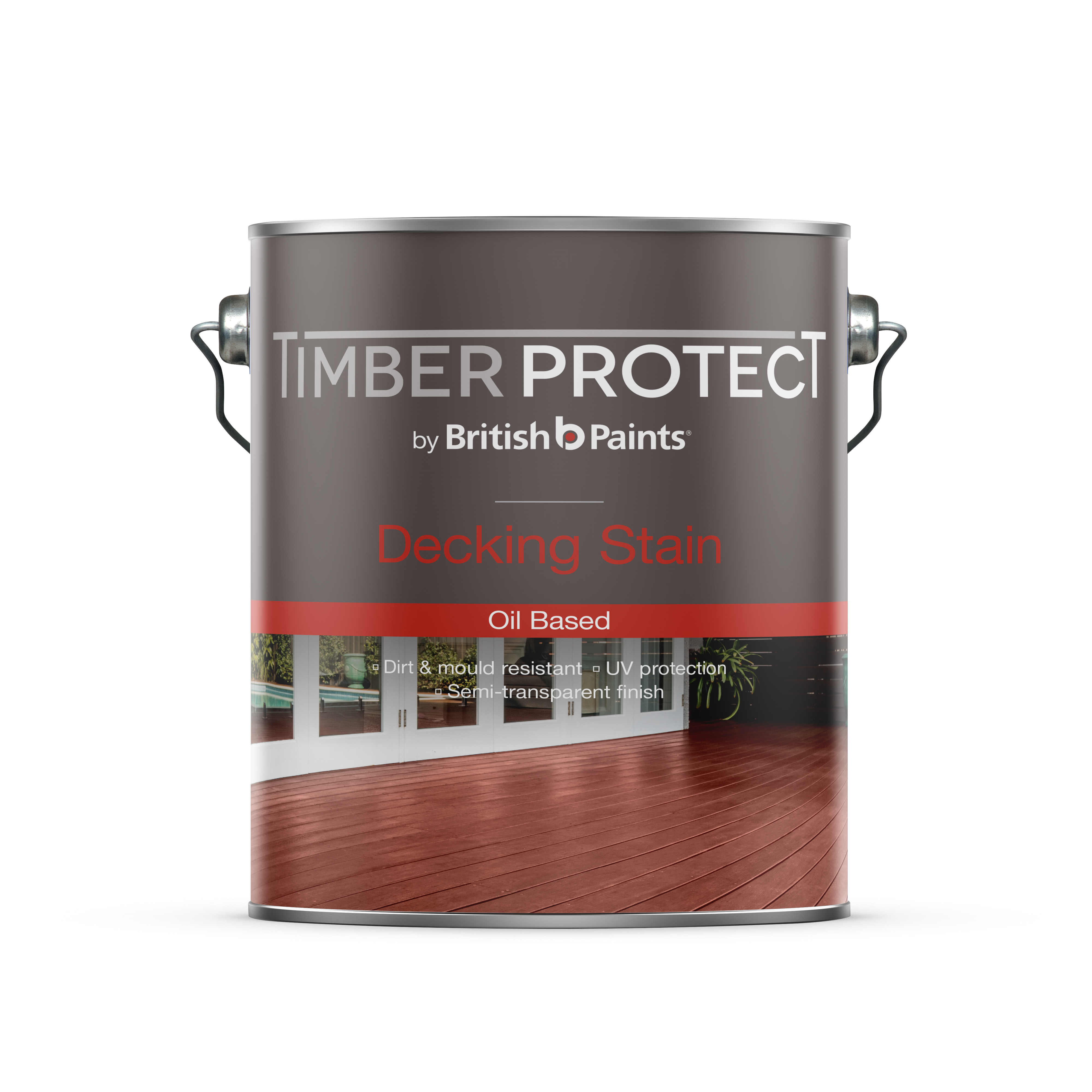 timber protect decking stain